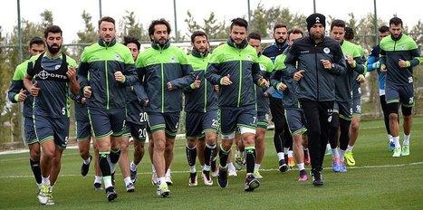 Braga maçı hazırlıkları başladı