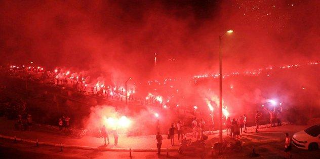 Antalyaspor'un kutlamaları faciaya dönüştü