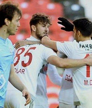 Osmanlıspor'a deplasmanda çelme