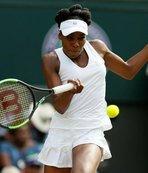 Venus Williams, Wimbledon'da finale yükseldi