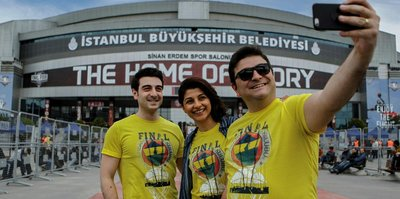 Salonun 4'te 3'ü Fenerbahçeli