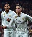 Ronaldo yoksa James var!