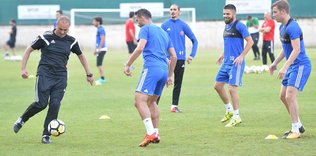 Karabükspor'da Gençlerbirliği maçı hazırlıkları sürüyor