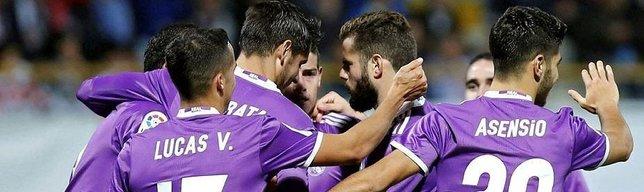 Real Madrid 3. Lig takımına acımadı!