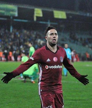 Kerim Frei'dan Beşiktaş'a veda!