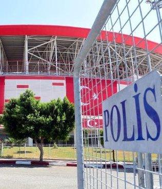 Antalya Stad�'nda y�ksek g�venlik