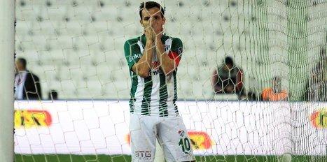 Bursa'dan gol sesi çıkmadı!