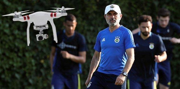 Kocaman drone kullanacak!