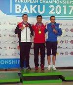 Yusuf Dikeç Avrupa Şampiyonu