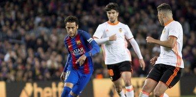 Barcelona takibe devam