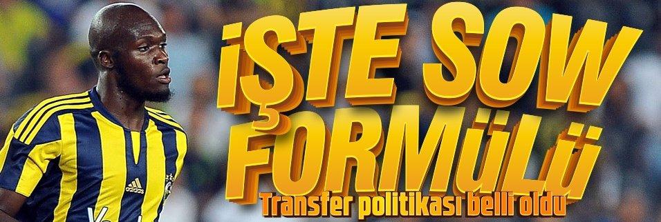 Transfer politikas� belli oldu