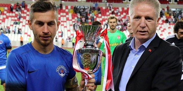 18. Cumhuriyet Kupası'nı Kasımpaşa kazandı