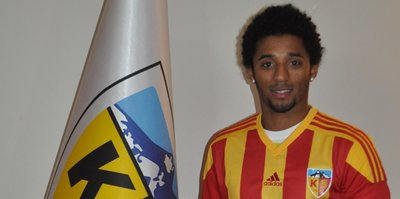 Kayserispor Mendes ile sözleşme imzaladı