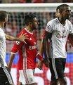 Benficalı Salvio'dan Talisca'ya küstah tepki