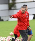 Trabzonspor'da, hazırlıklar sürüyor