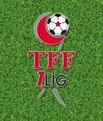 TFF 1. Lig kaynıyor