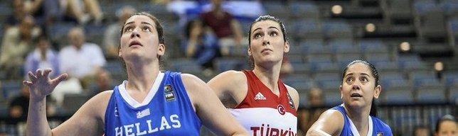 Türkiye, Dünya Şampiyonası'na katılmak için parkede