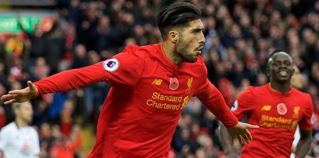 Juve set to offer €35M for Emre Can