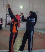 Gazze'de ilk kadın hentbol takımı