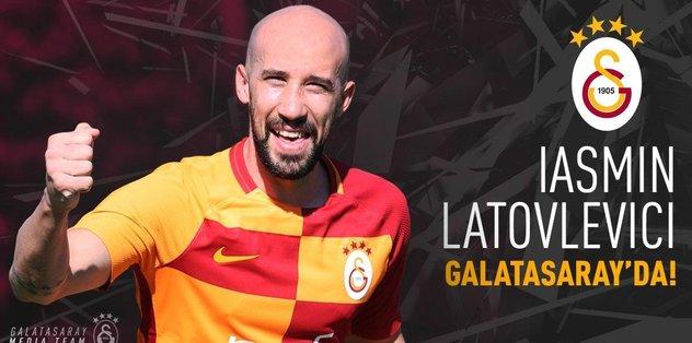 Galatasaray, sol bek transferini açıkladı: Latovlevici