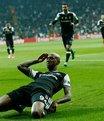 İşte Dolmabahçe'yi sallayan gol