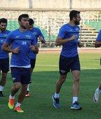 Akhisar'da Trabzonspor hazırlıkları başladı