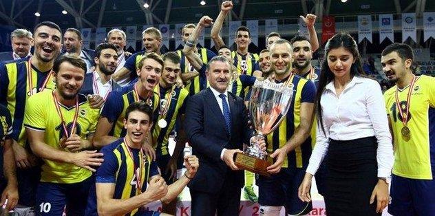 Spor Toto Erkekler Şampiyonlar Kupası