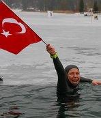 Turkish free diver breaks world record
