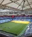 Şenol Güneş Stadı'nda ilk maç