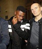 PSG'li Aurier'e �ok