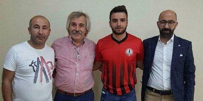 Orhangazi Belediyespor Oluş'la imzaladı