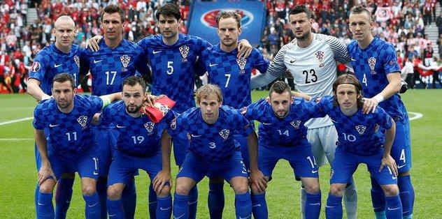 Hırvatistan'ın aday kadrosu açıklandı