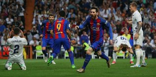 Barcelona Real Madrid'i 90+3'te yıktı