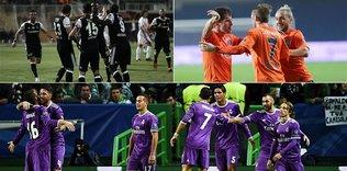 Beşiktaş, Başakşehir, Real Madrid ve...