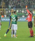 Sloven Boban Jovic kızardı