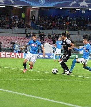 Besiktas stuns Napoli in Champions League