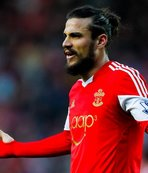 En son Southampton forması giyiyordu