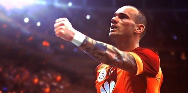 Sneijder'e teklif var! Kabul edecek...