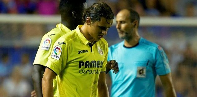 Villarreal deplasmanda kayıp
