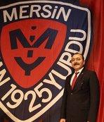 Mersin'e yeni başkan