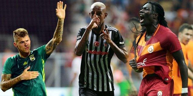 Süper Lig'de yabancı rüzgarı