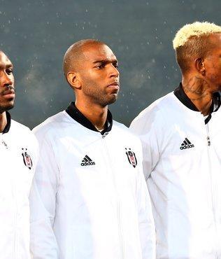 Babel Beşiktaş kariyerine şanssız başladı