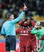 Beşiktaş'ı doğradı