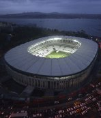 Vodafone Arena'nın ışıkları kapatılacak!