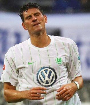 Mario Gomez'in gol� yetmedi