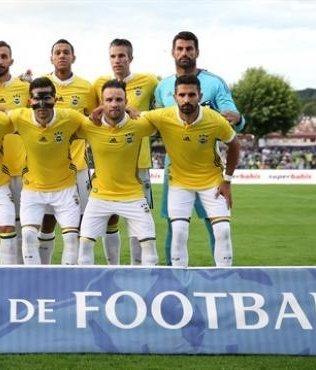 F.Bahçe'nin Avrupa Ligi'ndeki rakibi belli oldu
