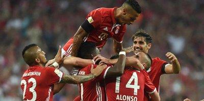 Bayern, Guinness Rekorlar Kitabı'na girdi