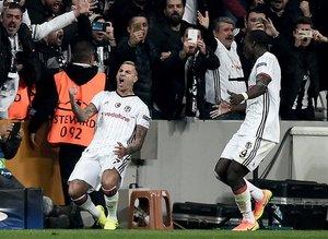 Beşiktaşın Şampiyonlar Ligi serüveni