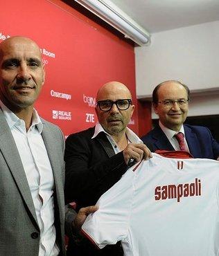 Sampaoli'ye sözleşme uzatma teklifi