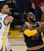 Warriors take 2-0 series lead in NBA Finals